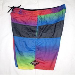 Billabong Swim - Billabong Board Shorts Swim Trunks Surf Size 34